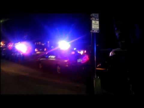Revere Police called on Tha Town Entourage @ Sammy's Patio- 8-16-2012
