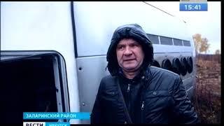 Автобус «Братск Иркутск» улетел в кювет при ДТП  Один человек погиб, десять пострадали