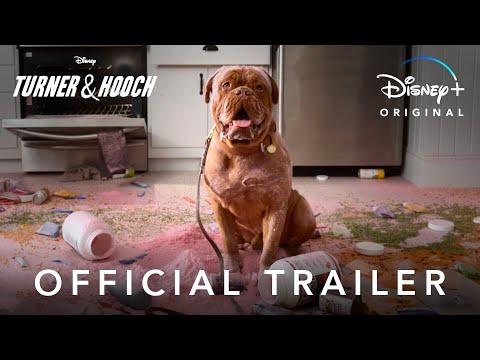 Turner & Hooch   Official Trailer   Disney+