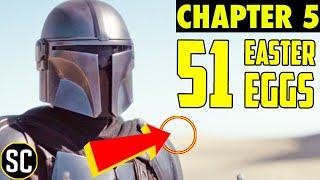 Mandalorian Chapter 5: Every Star Wars EASTER EGG, Reference, and Connection