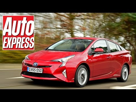 New Toyota Prius review we test the love it or hate it hybrid