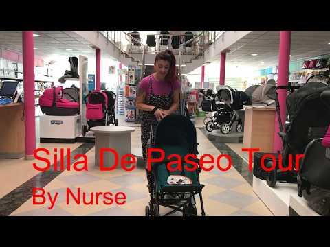 Silla De Paseo Nurse Tour