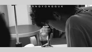 BANG YONGGUK (방용국) 01. DIARY ▬ in a coffee shop