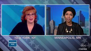 Ilhan Omar On Historic Win As First Somalian-American Congresswoman | The View