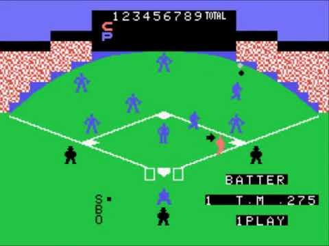 Champion Baseball (Japan) (40kB) Sega - SG-1000 INGAME
