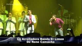 La Arrolladora Banda El Limon- La Calabaza En Vivo desde Santa Rosa