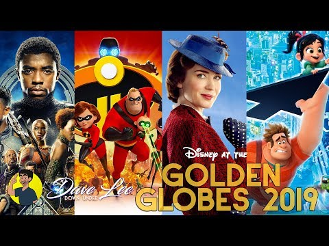 Disney's 9 Golden Globe Nominations 2019 - Thoughts & Predictions