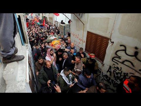 Νεκρός 17χρονος Παλαιστίνιος από ισραηλινά πυρά