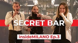 Un secret bar a Milano – 1930 | insideMILANO Ep.3