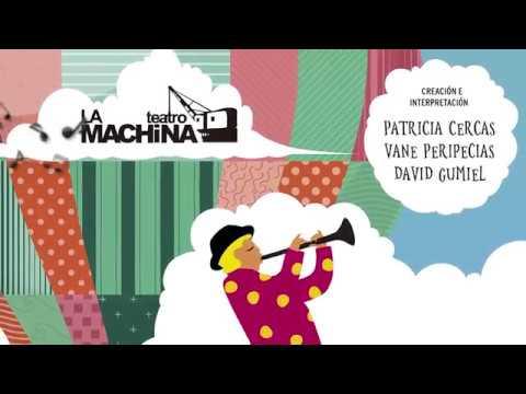 La Machina Teatro. En el aire.