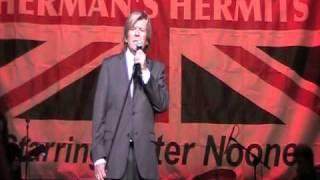 Peter Noone Joliet March 2011