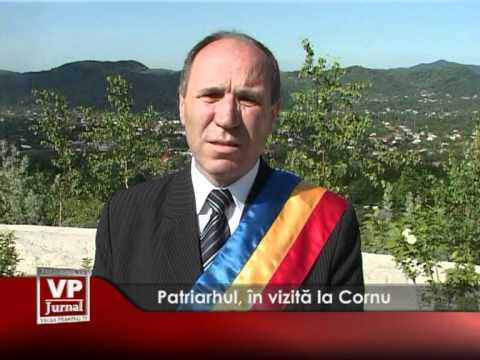 Patriarhul, în vizită la Cornu