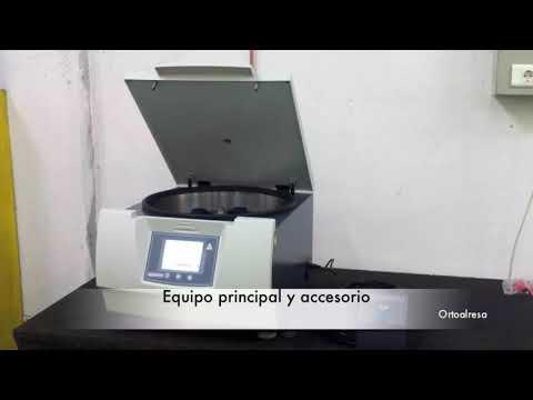 Accesorio de Seguridad GRS: Gas Release System para centrífugas Orto Alresa