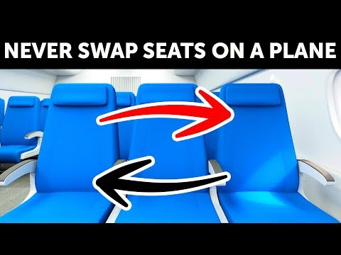 Why No One Should Swap Seats on a Plane