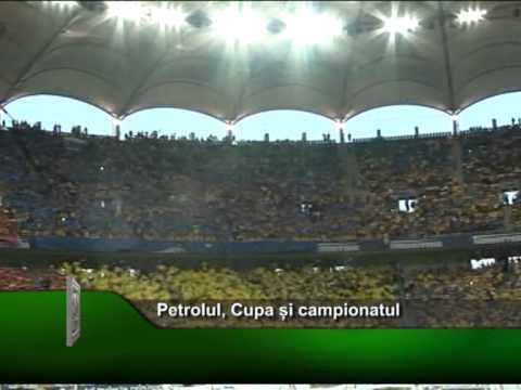 Petrolul, Cupa și campionatul