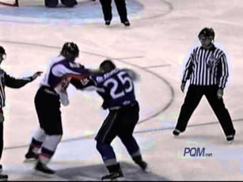 Mitchell Porowski vs. Alexandre Beauregard