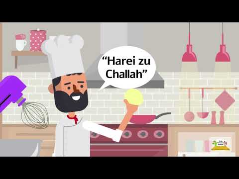 Mitzvah in a Minute - Challah