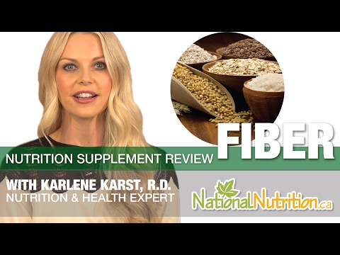 Professional Supplement Review - Fiber