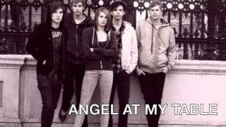 ANGEL AT MY TABLE - where we shine