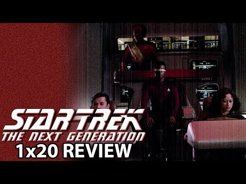 Star Trek The Next Generation Season 1 Episode 20 'The Arsenal of Freedom' Review