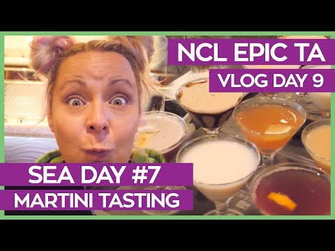 Norwegian Epic Transatlantic Haven Trip | Cruise Vlog Day 09