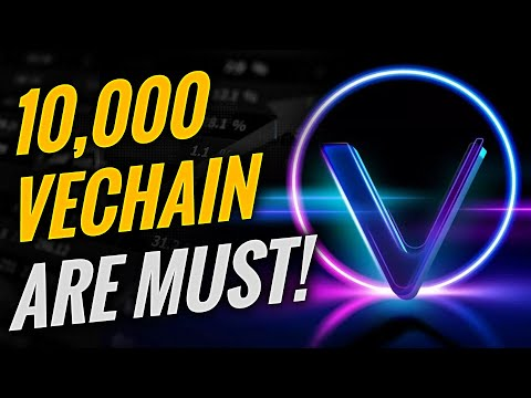 Can 10,000 VeChain Make You RICH?