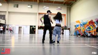 "Cecile & Faress | ""Like a Pro"" by Wizard 