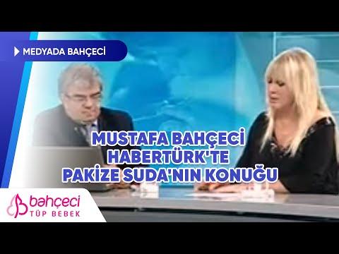 Habertürk – Prof. Dr. Mustafa Bahçeci Pakize Suda'nın Konuğu Oldu