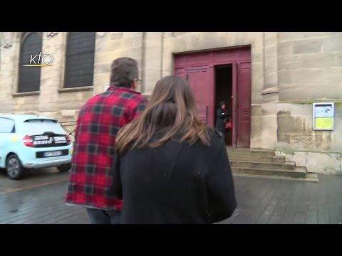 Catéchuménat : quel partage dans le couple ? (3/4)