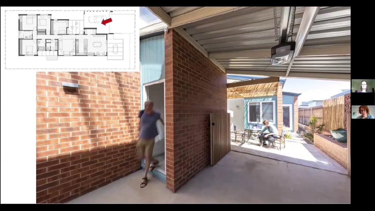 Building a 'suburban beach house'