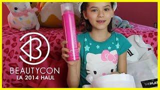 BEAUTYCON LA 2014 HAUL!  |  KITTIESMAMA