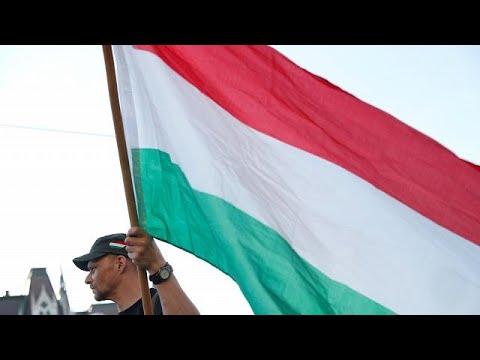 Ουγγαρία: Νέα διαδήλωση κατά του Βίκτορ Όρμπαν