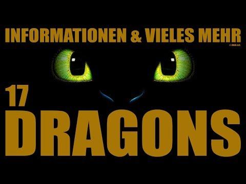 Dragons Infos 17 - Sticker-Album / Mystery Figuren / Wimmelbuch / Adventskalender