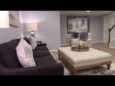 Looking for a dedicated place for entertaining, these homeowners transformed their basement into the perfect...