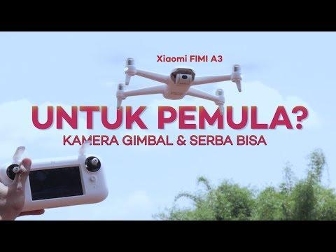 Review Xiaomi FIMI A3 : Mau Drone Murah yang Gimana Lagi?