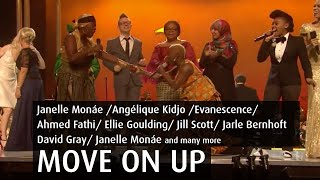 NPPC artists performs -  Move On Up - The 2011 Nobel Peace Prize Concert