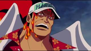 One Piece - Ace's Death [English Dub]