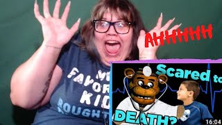 Can FNAF Kill You IRL?   The SCIENCE!...of Five Nights at Freddy's [REACTION]