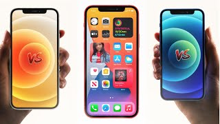 Apple iPhone 12 vs Apple iPhone 12 Pro Max vs Apple iPhone 12 Mini: 12 Best New Features!