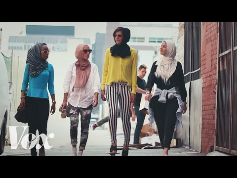 How one woman used fashion to reclaim her Muslim American identity