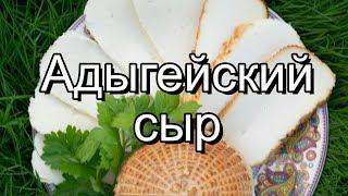 Адыгейский сыр простой рецепт