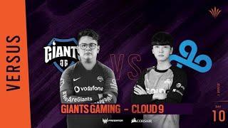 Giants Gaming vs Cloud9 // Rainbow Six APAC North Division - Playday #10