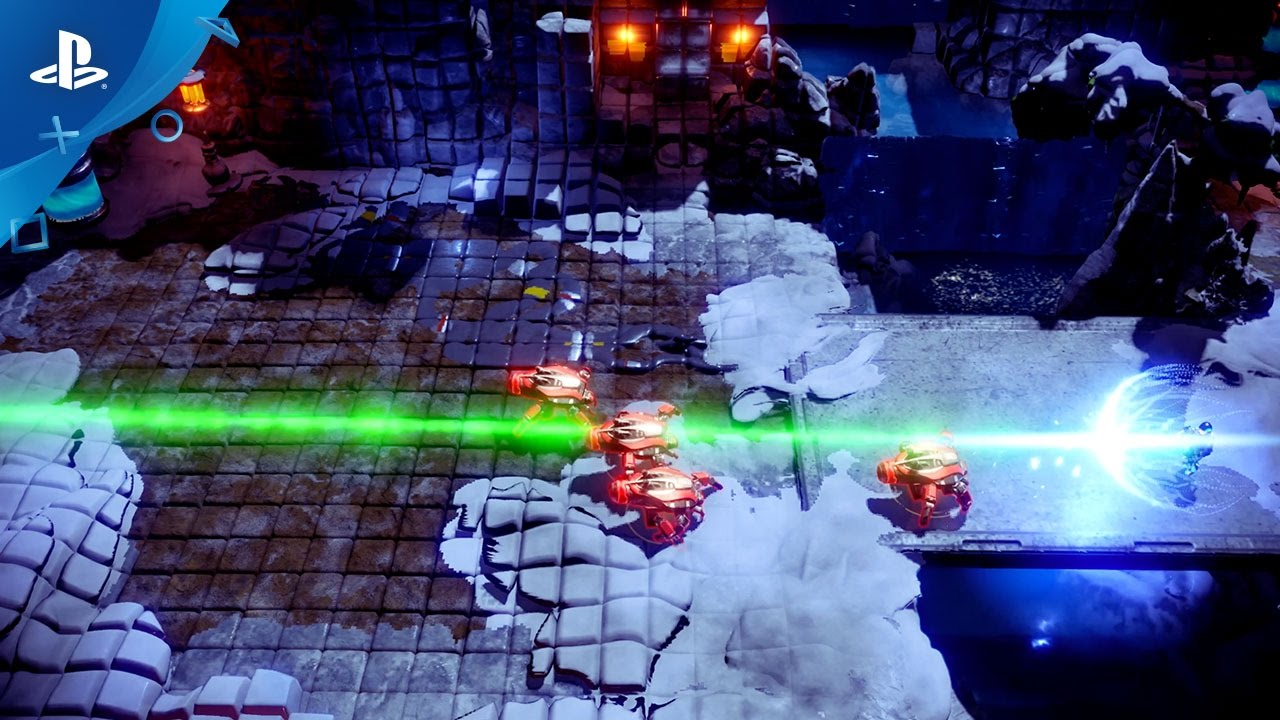 Nex Machina Launches June 20 With Local Co-op