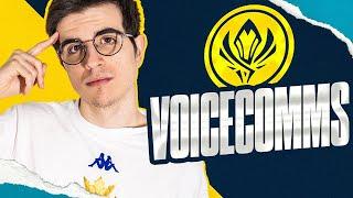 MSI 2021 : le voicecomms des MAD Lions en phase de groupes