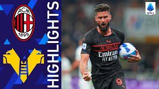 Milan 3-2 Verona Pekan 8