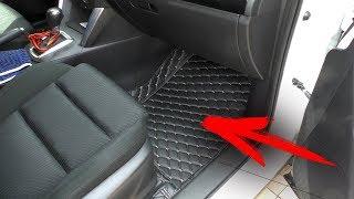 3d коврики в автомобиль? ЧТО ЭТО????