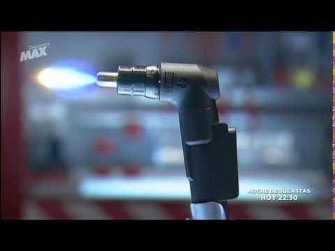 Cómo funciona el cortador de plasma