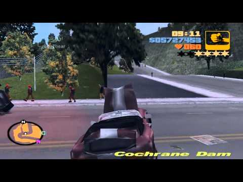 Gameplay de Grand Theft Auto III