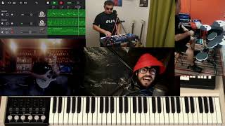 OUT OF SYNC VIDEOCALL - NEW DEVOLUTION tributo a DEVO