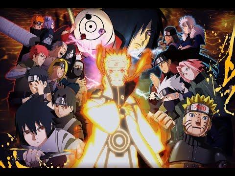 Board Game Brawl Reviews - Naruto Shippuden: The Board Game